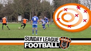 Sunday League Football - HIT & MISS