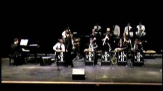 PHS Jazz Ensemble - Haitian Fight Song - CCCC Jazz Festival 2010