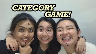 Category Game! | Three of a Kind