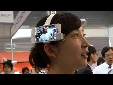 La cámara que graba lo que estás viendo solo si detecta que estás «mentalmente interesado
