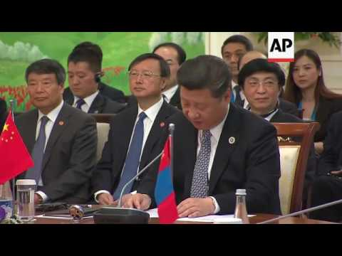Regional leaders in Tashkent for SCO summit