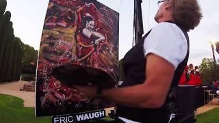 Flamenco Dancer by Eric Waugh