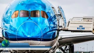 B787-9 Future is here, KLM welcomes first DREAMLINER