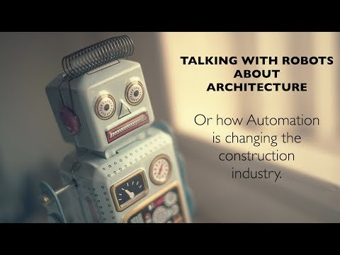Robots are live on construction sites today — Jeffrey McGrew at The Interval