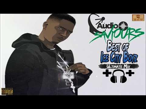Audio Saviours Present: Best Of Ice City Boyz [Nines, Skrapz, Fatz + More] | Mixed By @AudioSaviours
