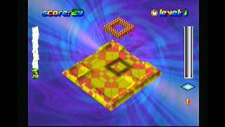 Wetrix Sega Dreamcast Gameplay HD