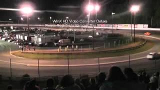 Caraway Speedway Hornets  4-14-12 1st half