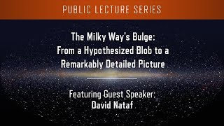 The Milky Way's Bulge: From a Hypothesized Blob to a Remarkably Detailed Picture