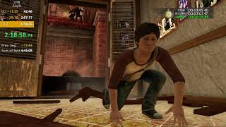 Uncharted 3 Any% PS4 Speedrun 2:19:15