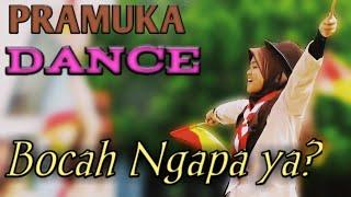 PRAMUKA SMAPHORE DANCE BOCAH NGAPA YA?