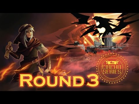 ARG Chicago Round 3 - Jeff Jones (Chaos Shaddolls) vs James Frazier (Artifact Shaddolls)