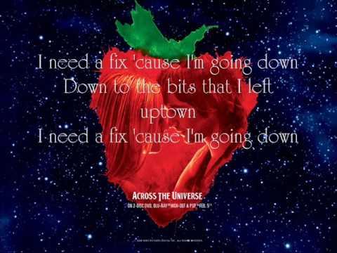 Happiness Is A Warm Gun - Joe Anderson Ft Salma Hayek {Lyrics}