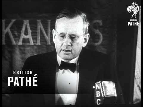 Landon Nominated (1936)