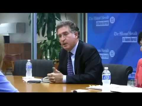 The Miami Herald Editorial Board meets with congressional candidates
