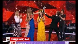 Голосом країни 2016 року стала Віталіна Мусієнко