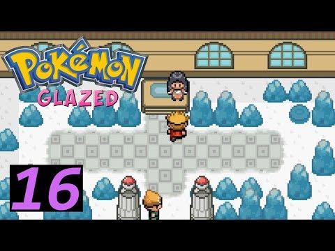 Pokémon Glazed Ep. 16 - Glaceon Y  El Gimnasio De Ciudad Norteña