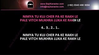 Mundian to bach ke - Video Karaoke - Punjabi Bhangra - by Baji Karaoke