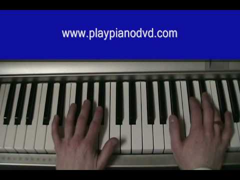 How to Play So Sick by Neyo on the Piano