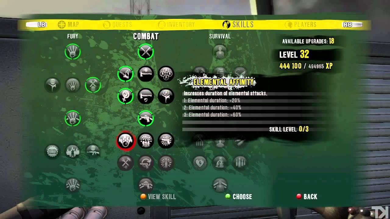 Purna Build Dead Island