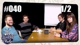 [1/2] Almost Plaily #040 | Montagsmaler mit Gunnar, Andreas, Flo und Lisa | 29.12.2016