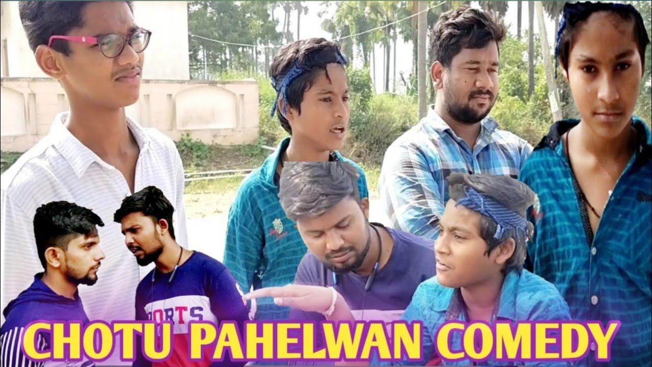 Download The Pahalwan Comedy In Telugu   Chotu Dada Aur Pahalwan Comedy    Pahalwan New Comedy Video 2021