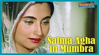 Salma Agha in Mumbra