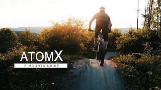 E-MTB Mit dem AtomX von BH Bikes in Willingen / Freeride Strecke