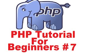 PHP Tutorial for Beginners 7 # Arithmetic operation