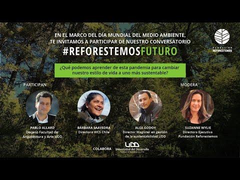 Conversatorio: #ReforestemosFuturo