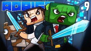 Minecraft: ADRIFT - WE HAVE UPGRADES! (Ep.9)