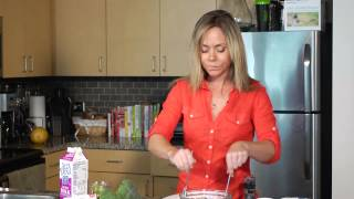Low-Fat Fettuccine Alfredo Recipe : Healthier Recipes