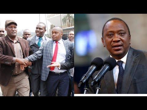 #BREAKING: Rais Wa KENYA Amkana JAGUAR, Amtumia JPM Ujumbe Mzito!