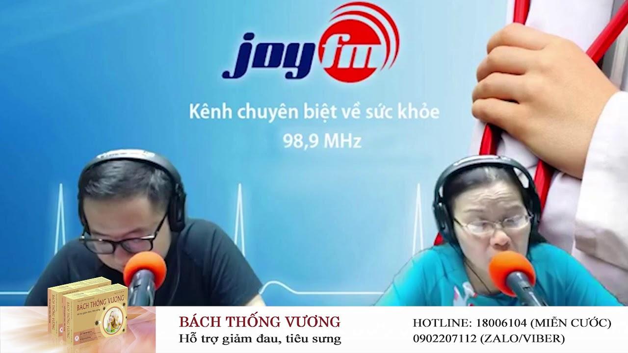 Bị đau dây thần kinh hông to nên uống thuốc gì? TS Nguyễn Thị Vân Anh tư vấn