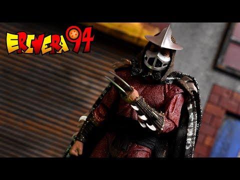 NECA Teenage Mutant Ninja Turtles TMNT Shredder Gamestop Exclusive Review