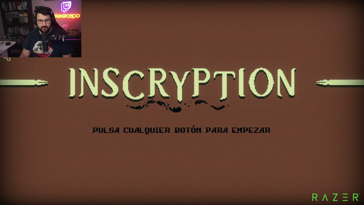 Download CONTENDIENTE A GOTY - Inscryption - Directo 1