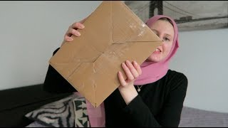 Unboxing Blogger Mail