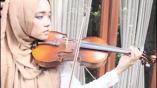 SHERENADE - Lagu Rindu (Kerispatih) Vocal, Violin & Piano Cover