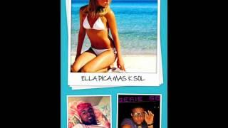 Humano ft. La Formula - Ella Pica