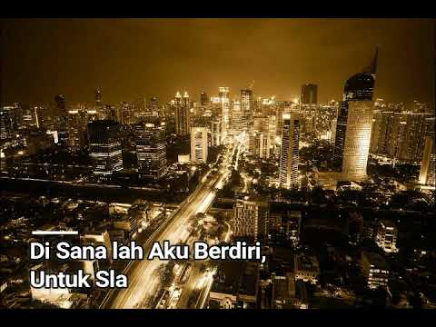 Indonesia Raya (Instrumen/karaoke) 3 Stanza