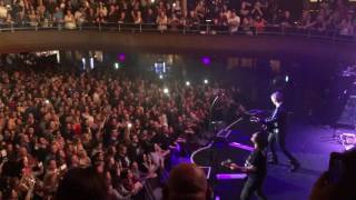 Goo Goo Dolls - Iris live at the Albert Hall, Manchester 12.10.16