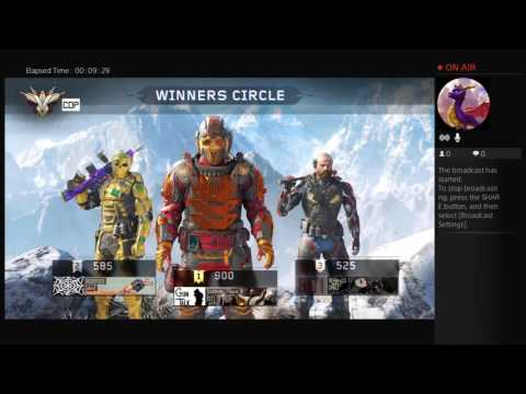 Black ops 3 Infinity Gaming/2x weapon