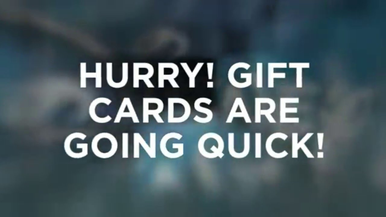 Deals On Half Price Gift Cards 2016 - YouTube
