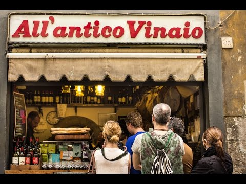 BEST BREAKFAST PLACE IN FLORENCE, ITALY ALL'ANTICO VINAIO