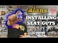 AlansBMX - Installing Seat Guts