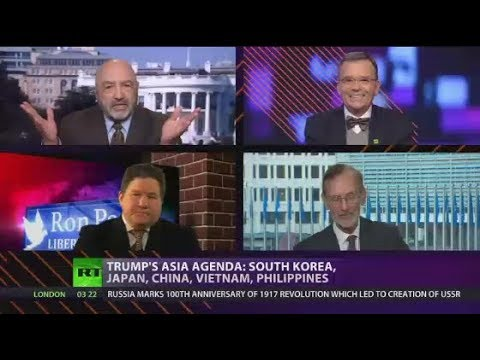 CrossTalk on China: The Donald's Pivot