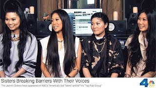 JAZMIN SISTERS NBC Interview -