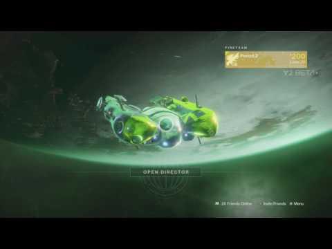 Destiny 2 - 1 hour of Orbit music