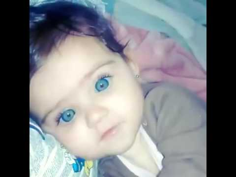 The Most Beautiful Eyes Baby Girl In The World Youtube