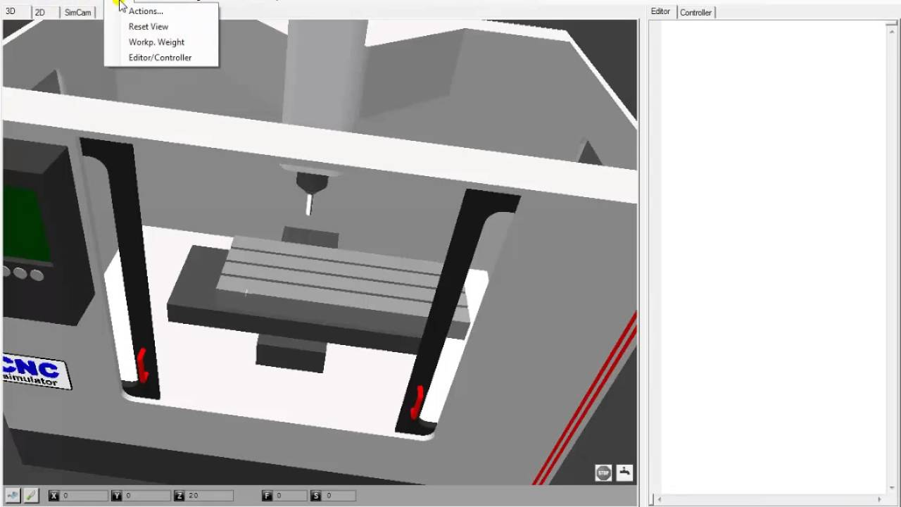 4 Best Free CNC Simulator For Windows