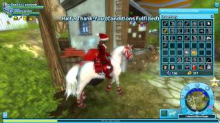 Star Stable: New Quests at Crescent Moon Village + Christmas Quests - Day 2